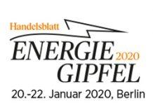 Energie-Gipfel 2020 – Januar 2020 – Im Mittelpunkt: Das Klimaschutzpaket