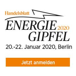 Energie Gipfel 2020 @ InterContinental Berlin