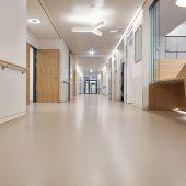 """kd619 nora systems1 170x170 - Kautschuk fürs """"Gesundheitshaus der Zukunft"""" - nora Böden unterstützen im modernsten Krankenhaus Europas das Wohlfühlambiente"""