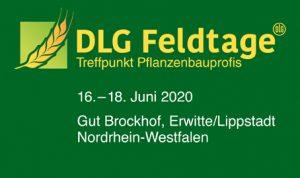 DLG-Feldtage 2020 @ Gut Brockhof in Erwitte/Lippstadt (NRW)