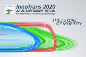 InnoTrans2020 @ Messe Berlin