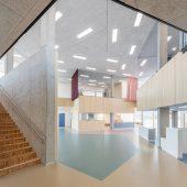 kd120 nora systems1 170x170 - Ganzheitliche Bildung auf einheitlichem Boden - 6.500 Quadratmeter Kautschuk-Beläge in Sonderfarbe für Wiener Bildungscampus