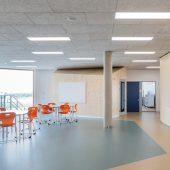 kd120 nora systems2 170x170 - Ganzheitliche Bildung auf einheitlichem Boden - 6.500 Quadratmeter Kautschuk-Beläge in Sonderfarbe für Wiener Bildungscampus