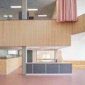kd120 nora systems3 170x170 - Ganzheitliche Bildung auf einheitlichem Boden - 6.500 Quadratmeter Kautschuk-Beläge in Sonderfarbe für Wiener Bildungscampus