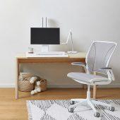 Quickstand Eco - Der mobile Sitz-Steh-Arbeitsplatz für das Homeoffice