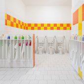 kd220 rako1 170x170 - Fliesen von Rako für Kindergärten und Kindertagesstätten - Händewaschen? Mit Vergnügen!