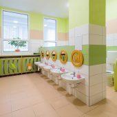 kd220 rako2 170x170 - Fliesen von Rako für Kindergärten und Kindertagesstätten - Händewaschen? Mit Vergnügen!