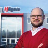 Fabian Opitz verstärkt die Verkaufsabteilung