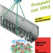 kd320 hauraton3 170x170 - Seit 25 Jahren sorgt die leichte Rinne aus Kunststoff  für zuverlässige Oberflächenentwässerung