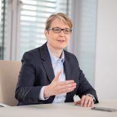 Gabriela Pantring, Mitglied des Vorstands der NRW.BANK.