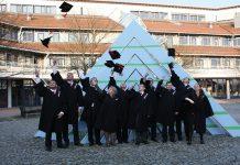 Abschlussfeier des Masters Public Management in Hof