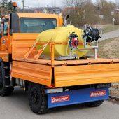 Modernes Aufsetz-Bewässerungssystem (Foto: CEMO)