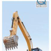 Mit einem Flyer informiert die PQ-Bau GmbH über alles Wichtige rund um das Präqualifikationsverfahren. (Fotos: PQ-Bau GmbH)