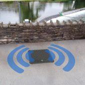 Unterstützen eine zuverlässige Datenübertragung: die durchfunkbaren GFK-Schachtabdeckungen von KHK-Kunststoffhandel. (Foto: Fibrelite)
