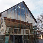 Rathaus Frickingen (Foto: proHolzBW)