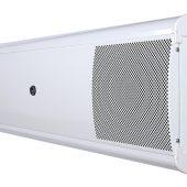 Die Wandgeräte zur Luftreinigung sind in verschiedenen Ausführungen und Größen erhältlich. (Quelle: euroLighting)