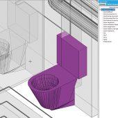 BIM2AVA in der Haustechnik (Quelle: G&W Software AG, München)