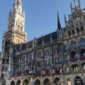 Auch das Neue Rathaus gehört zu den 11.000 städtischen Grundstücken und Gebäuden, für die das Facility Management der Landeshauptstadt München zuständig ist.