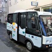 ESAGONO-Eco-minivan für Personentransport