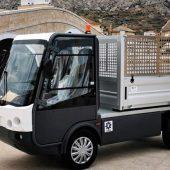 ESAGONO-Eco-minitruck für Transport von Güter und Waren