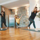 """Yoga - Studio """"Ekatra"""" in Erfurt mit der PurPowerStation bis zu 2.000 m³/h Reinigungsleistung"""
