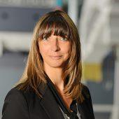 """Martina Schmidt, Leiterin des Geschäftsbereichs Recycling I Waste der Vecoplan AG: """"Unsere Schredder bekommen durch verschiedene Konfigurationen fast alle Materialien klein."""""""