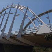 Moreland Millennium Bridge (Foto: © WZV / Columbus)