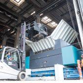 Vecoplan liefert zukunftsweisende Lösungen für die Recyclingbranche.