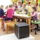 Aktive Luftentkeimung im Kindergarten Riegerting/ÖS.