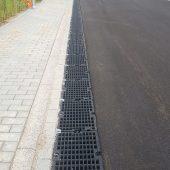 Eine saubere Sache: Die Standzeit des Substrats ist abhängig vom Verkehrsaufkommen und liegt zwischen 15 und 40 Jahren. (Foto: BOOS)